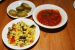 Doctor Laffa Salads