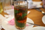 Dr. Laffa Restaurant – House Tea with fresh Mint $1.50