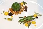 Haricots Vert / Black Garlic / Bee Pollen