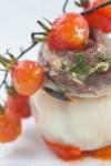 Sardine / White Eggplant / Ratatouille