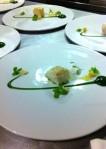 Cod / Coconut / Salsa Verde