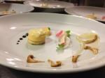 Uni / Eggs / Razor Clam / Radish / Yuzu-Ponzu / Chanterelles / Soy / Shiso