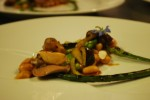EL Ideas Chicago –Porcini Lamb Tongue Beans Green Garlic Borage