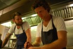 EL Ideas Chicago - Chefs Phillip Foss & Andrew Brochu - All business.