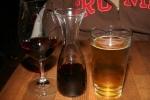 Rosso di Montalcino 2008 DOC, Argiano, Toscana [sangiovese] $28 Moretti on draught $5.95