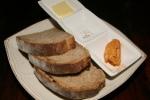 Red Fife Sour Dough Bread, Berkshire Pork Fat, Smoked Grain Salt, Unsalted Butter