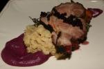 Pork Shoulder Red Cabbage, Celeriac, Squash, Elderberries $24
