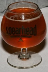 Spearhead Hawaiian Style Pale Ale [sniffer glass]
