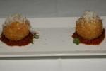 Parmesan potato croquettes with tomato jam $6
