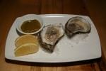 SIDECAR RESTAURANT – Prince Edward Island Oysters $3 each