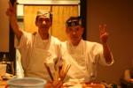Chef owner Mitsuhiro Kaji