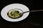 BLACK TRUFFLE - explosion, romaine, parmesan