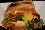 5 Spice Pork Belly Banh Mi ($5.99)