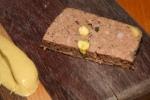 Terrine Board $16 – Pork Pistachio, Dijon Mustard