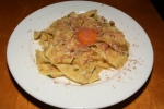 Dungeness Crab Pappardelle $18
