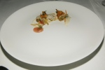 crab - sunchokes / grapefruit / fennel