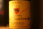 2009 Zind Humbrecht Gewurztraminer $66