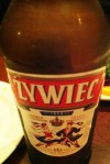 Polish Beers $6.00 / 500ml Zywiec
