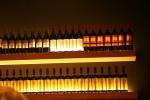 Pizzeria Libretto Danforth Wine on display