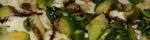 Brussels sprouts bomba, garlic, balsamic, bufala ricotta, mozzarella $16