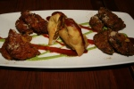 chandi platter vegetable samosa, pakoras & onion bhajia $9