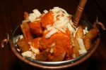 butter chicken poutine a popular creation at Amaya $8