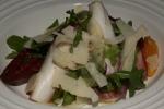 Endive Salad, shaved fennel, padano, anchovy date vinaigrette $9