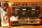 Pizzeria Libretto Danforth – Nuova Simonelli Aurelia Made in Italy Espresso coffee machine