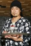 Chef Masaru Ogasawara
