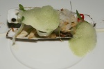 Snack - Razor Clam Salad