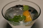 Gin-Tonic con los jarabes de inspiración [toda Espaňa]
