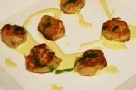 Croquetas de Bacalao con salsa verde [toda Espaňa]