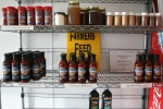 Buster Rhinos BBQ Whitby Items for sale (Three types of BBQ sauce)