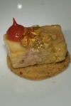 15. Cold foie gras