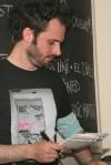 Franco Stalteri, the man behind Charlie's Burgers secret dinners
