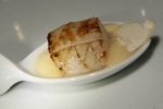 58. Scallop with passion fruit