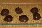 93. Jack Daniels liquid centre chocolate truffle