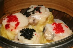 102 Siu Mai, Pork Dumpling with Scallop & Fish Roe (Large)
