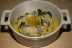 Salt Cod, anchovy and olive oil brandade