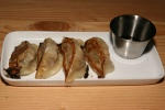 Gyoza $3.50 homemade pork dumpling