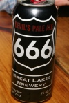 Great Lakes Brewery Devil's Pale Ale