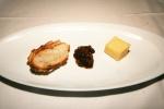 P.E.I. Cloth Bound Cheddar, Crostini & Caraway Onion Jam
