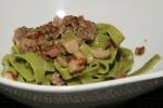 Tagliatelle - Berkshire pork fennel sausage, porcini