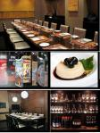 Vertical Restaurant Montage