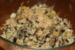 Wild Rice & Quinoa Pilaf - golden raisin, pecan, Volte-Face