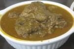 Malaysian Curry Beef Brisket with Rice $6.50 (Weekdays includes Tea or Coffee) (Dine-in only)