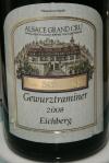 2008 Andre Scherer Eichberg Gewurztraminer (Alsace Grand Cru, Haut-Rhin, Alsace AOC) (6554) (6555)