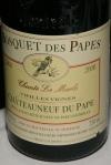 Bosquet Des Papes 2000 Châteauneuf Du Pape Vieilles Vignes