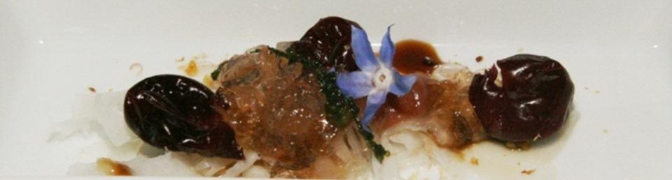 cherries – sea grapes I tosaka I katsuobushi