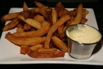 Crispy Fries $3.5 house aioli